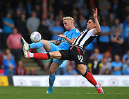 Grimsby Town v Coventry City - Sky Bet League Two - 12 Aug 2017
