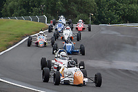 #125 Scott GUTHRIE Crossle 25F  during Avon Tyres Northern Formula Ford 1600 Championship  as part of the BRSCC NW Mazda Race Day  at Oulton Park, Little Budworth, Cheshire, United Kingdom. June 16 2018. World Copyright Peter Taylor/PSP. Copy of publication required for printed pictures. http://archive.petertaylor-photographic.co.uk