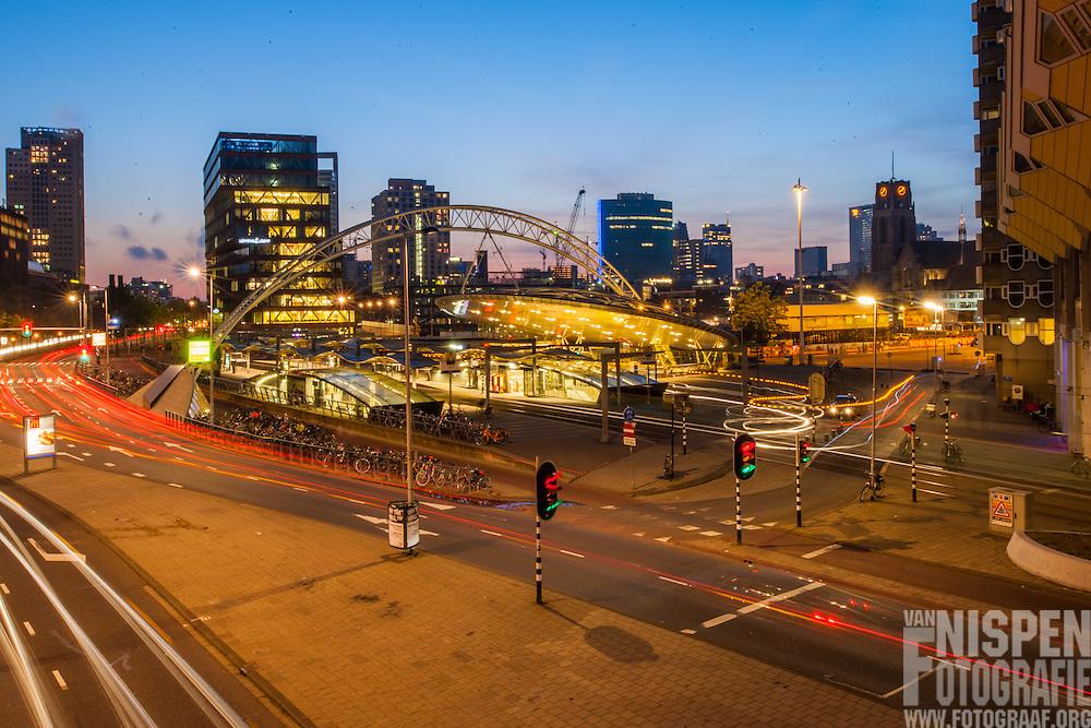 Station Blaak, Rotterdam