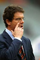 Roma 22/2/2004 <br />Roma Siena 6-0 <br />Fabio Capello, Roma trainer<br />Photo Andrea Staccioli Graffiti