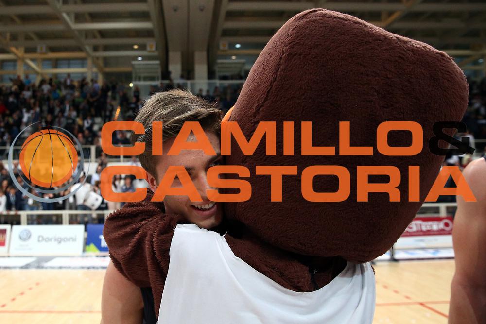 Luca COnti<br /> Dolomiti Energia Trentino vs Germani Basket Brescia<br /> Lega Basket Serie A 2016/2017<br /> Trento, 23/04/2017<br /> Foto Ciamillo-Castoria/A. Gilardi