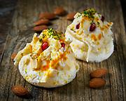 Lachha is a milk-based sweet.