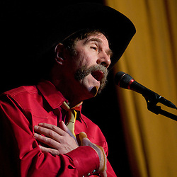 Cowboy Poetry at Pioneer Center (102808)