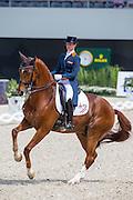 Adelinde Cornelissen - Jerich Parzival N.O.P.<br /> CHIO Aachen 2014<br /> © DigiShots