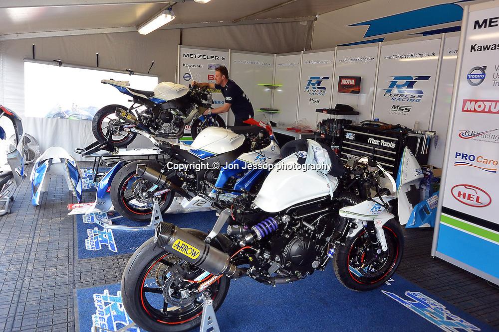 #12 Dean Harrison Kawasaki RC Express Racing by MSS Performance