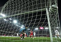 Tor zum 1:0 durch Philippe Senderos Demirel Volkan ist geschlagen. © Valeriano Di Domenico/EQ Images