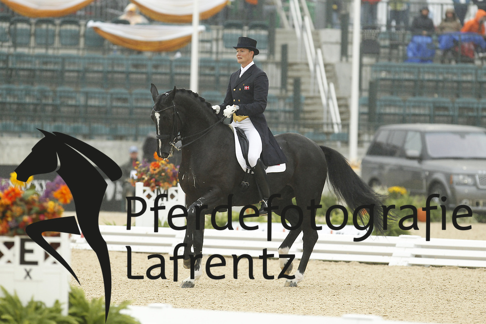 HANSEN Sune, Gredstedgards Casmir<br /> Kentucky - Alltech FEI WEG 2010<br /> /Stefan Lafrentz