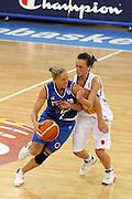 DESCRIZIONE : Ortona Italy Italia Eurobasket Women 2007 Serbia Italia Serbia Italy<br /> GIOCATORE : Francesca Zara<br /> SQUADRA : Nazionale Italia<br /> EVENTO : Eurobasket Women 2007 Campionati Europei Donne 2007 <br /> GARA : Serbia Italia Serbia Italy<br /> DATA : 01/10/2007 <br /> CATEGORIA : Palleggio<br /> SPORT : Pallacanestro <br /> AUTORE : Agenzia Ciamillo-Castoria/E.Castoria<br /> Galleria : Eurobasket Women 2007 <br /> Fotonotizia : Ortona Italy Italia Eurobasket Women 2007 Serbia Italia Serbia Italy<br /> Predefinita :