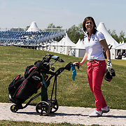 NLD/Amsterdam/20140517 - Don golftoernooi 2014, Elsemieke Havenga