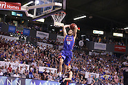 NBL Adelaide 36ers vs Perth Wildcats 18/11/2015