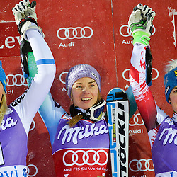 20141115: USA, Alpine Ski -  FIS Ski Alpine World cup, Ladies Slalom in Levi