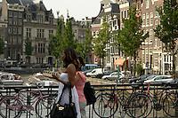 A stroll in lovely Amsterdam.