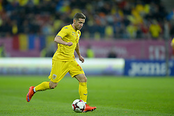 November 14, 2017 - Bucharest, Romania - Alexandru Chipciu (Rom) during the International Friendly match between Romania and Netherlands at National Arena Stadium in Bucharest, Romania, on 14 november 2017. (Credit Image: © Alex Nicodim/NurPhoto via ZUMA Press)