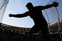 Discus Throw men<br /> Roma 31-05-2018 Stadio Olimpico<br /> IAAF Diamond League Golden Gala <br /> Meeting Atletica Leggera - Track and Fields <br /> Foto Cesare Purini / Insidefoto