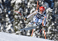 10.03.2018, Olympiabakken, Kvitfjell, NOR, FIS Weltcup Ski Alpin, Kvitfjell, Abfahrt, Herren, im Bild Josef Ferstl (GER) // Josef Ferstl from Germany in action during the men's downhill of FIS Ski Alpine World Cup in Olympiabakken in Kvitfjell, Norway on 2018/03/10. EXPA Pictures © 2018, PhotoCredit: EXPA/ Jonas Ericson
