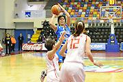 Cile 22/07/2011<br /> Campionato Mondiale Femminile U19<br /> Italia-Cina<br /> nella foto: Francesca Dotto<br /> foto ciamillo-castoria