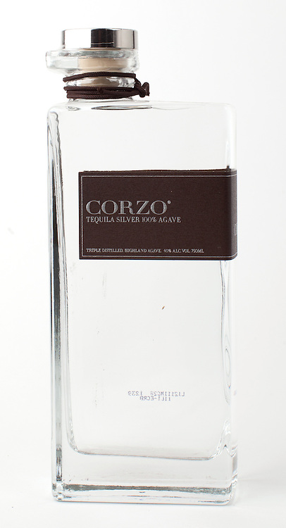 Corzo silver -- Image originally appeared in the Tequila Matchmaker: http://tequilamatchmaker.com