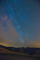 Milky Way, view from le Planil, Pilat - France