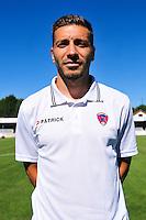 Karim Djellabi - 07.08.2015 - Evian Thonon / Clermont - 2eme journee de Ligue 2<br /> Photo : Philippe Lebrech / Icon Sport