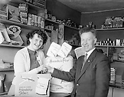 North City Milling, Presentation to A.M. Cribben..15.03.1961