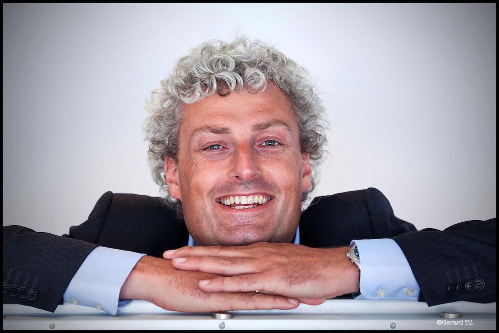 Nederland, Leerdam, 21-06-2011 Olivier Haverkate , directeur Dujardin brandkasten. FOTO: Gerard Til