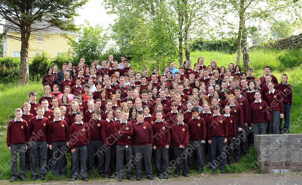 All Award Winning Students St. Joseph's secondary school Tulla.<br />Patrick McHugh