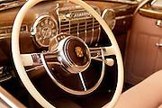 Old Cadillac Steering Wheel
