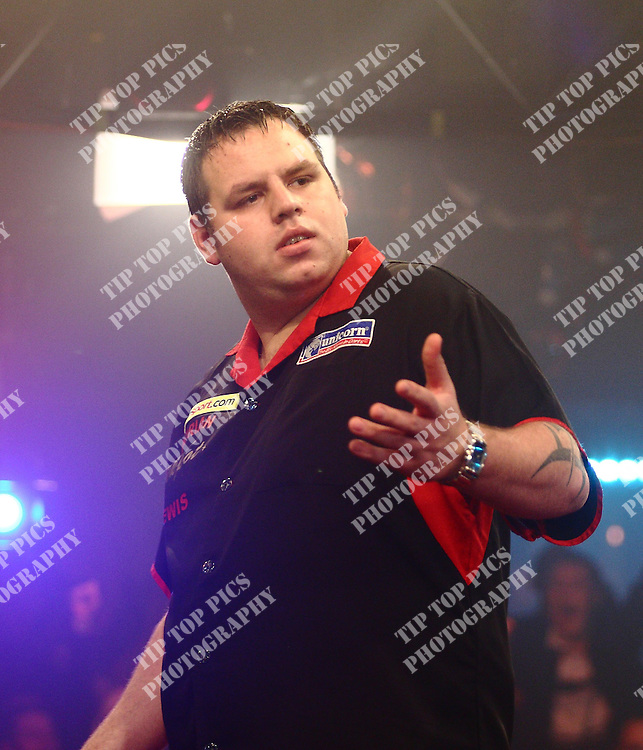 pdc players championship 2nd round,Adrian Lewis