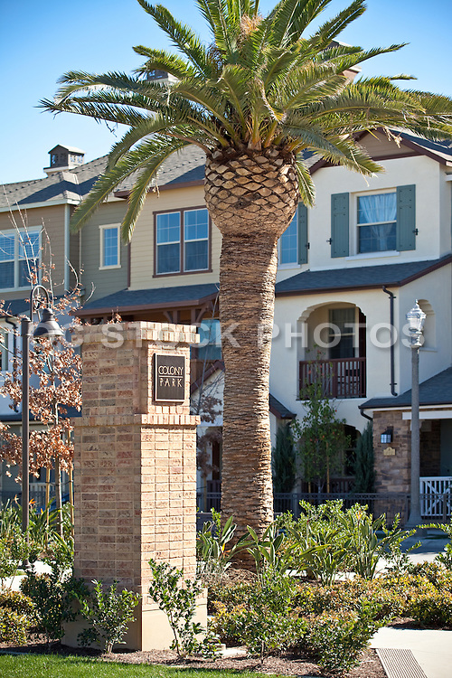 Colony Park Community in Anaheim