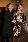 Jo Manoukian; Hayley Sieff, George Condo - private view . Simon Lee Gallery, 12 Berkeley Street, London, 10 February 2014