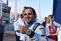 May 11, 2019 - Monaco, Monaco - 19 Brasilian driver Felipe Massa of Venturi Formula E Team drive her single-seater during the 3rd edition of Monaco E-Prix, in port neighborhood in Monaco, France  (Credit Image: © Andrea Diodato/NurPhoto via ZUMA Press)