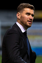Grimsby Town manager Michael Jolley - Mandatory by-line: Ryan Crockett/JMP - 06/11/2018 - FOOTBALL - One Call Stadium - Mansfield, England - Mansfield Town v Grimsby Town - Sky Bet League Two
