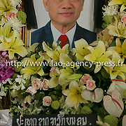 Funeral Minister Soubanh SRITHIRATH