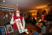 Yankee Swap Christmas  ©2015 Karen Bobotas Photographer