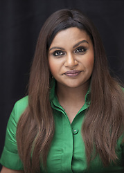 May 24, 2018 - New York, New York, USA - Mindy Kaling stars in the movie Ocean's 8 (Credit Image: © Armando Gallo via ZUMA Studio)
