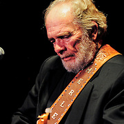 Merle Haggard performs with The Strangers at The Music Hall's Singer Songwriter Festival in Portsmouth, NH, April 2012