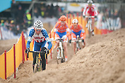 World cyclocross championships. Koksijde, Belgium. Jan 29. 2012