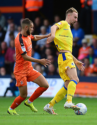 Chris Lines of Bristol Rovers - Mandatory by-line: Alex James/JMP - 15/09/2018 - FOOTBALL - Kenilworth Road - Luton, England - Luton Town v Bristol Rovers - Sky Bet League One