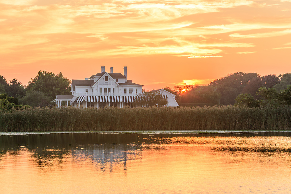 Halsey Neck Pond, Southampton, NY
