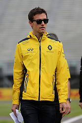 Jolyon Palmer (GBR) Renault Sport F1 Team  <br /> 27.10.2016. Formula 1 World Championship, Rd 19, Mexican Grand Prix, Mexico City, Mexico, Preparation Day.<br /> Copyright: Charniaux / XPB Images / action press
