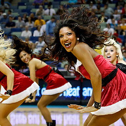 December 21, 2011; New Orleans, LA, USA; XXXX during the second quarter of a game at the New Orleans Arena.  The Hornets defeated the Grizzlies 95-80.  Mandatory Credit: Derick E. Hingle-US PRESSWIRE