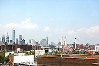 View from 193 Clinton Avenue