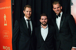 18-12-2019 NED: Sports gala NOC * NSF 2019, Amsterdam<br /> The traditional NOC NSF Sports Gala takes place in the AFAS in Amsterdam / Alexander Brouwer, Robert Meeuwsen en Twan