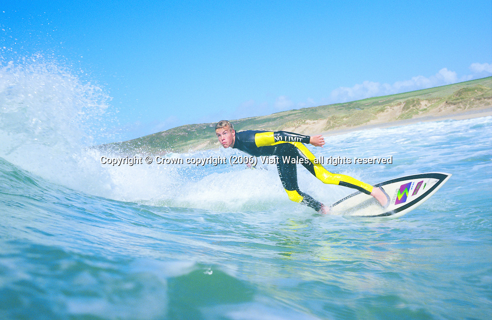 Freshwater West<br /> Surfing<br /> Activities and Sports
