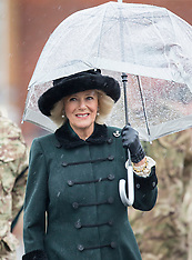 Duchess of Cornwall- 4 Rifles Parade 27-2-17