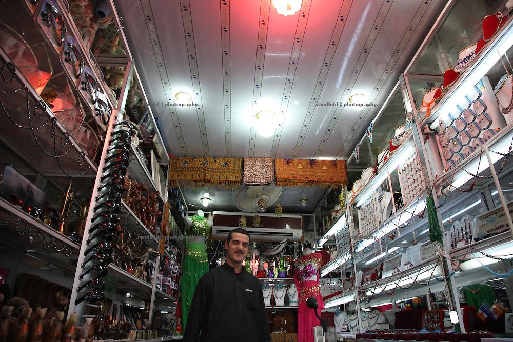Impression of the afghan market inside ISAF Camp Marmal in Mazar-e Sharif, norther Afghanistan.
