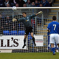 St Johnstone v Falkirk....22.11.03<br />