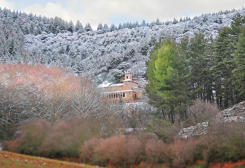 Monasterio de Suso, La Rioja ©Daniel Acevedo / PILAR REVILLA