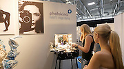 Photokina in Cologne ist the World's biggest bi-annual photo fair. Photokina FotoTV.