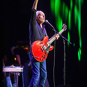 "COLUMBIA, MD - May 14, 2015 - Peter Frampton performs ""(I'm A) Roadrunner"" during the Dear Jerry: Celebrating the Music of Jerry Garcia concert at Merriweather Post Pavilion in Columbia, MD. (Photo by Kyle Gustafson / For The Washington Post)"